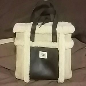 Authentic Ugg tote